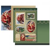 Hunkydory Die-Cut Topper Set - Christmas is Coming